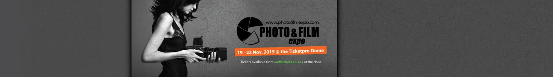 Photo and Film Expo at the Coca Cola Dome