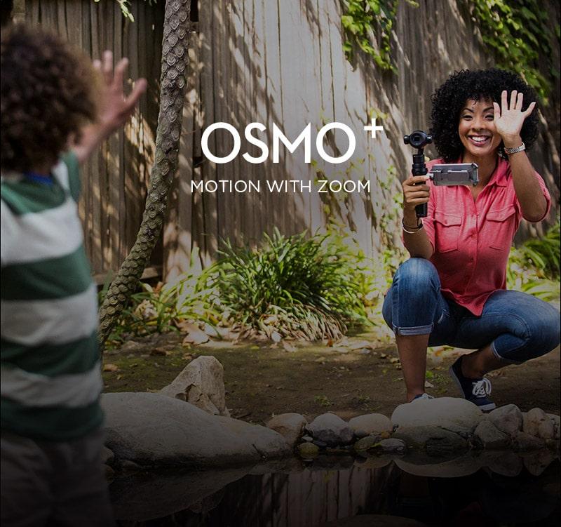 DJI OSMO + (Plus)