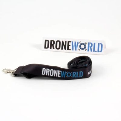Droneworld Lanyard