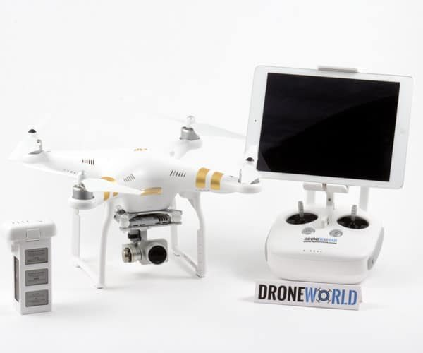 Phantom 3 Discount Bundles [Loads Of Essential Goodies Thrown In For Free]