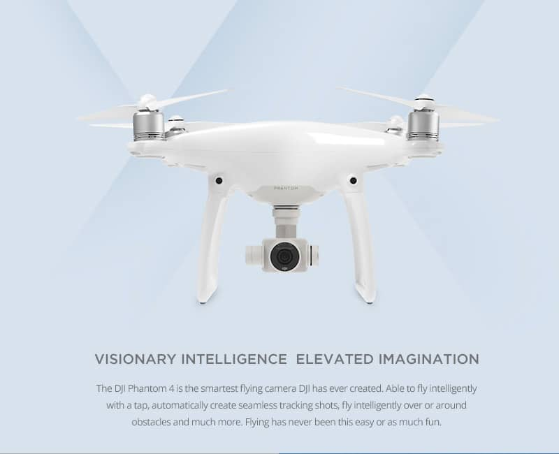 Brand New Phantom 4