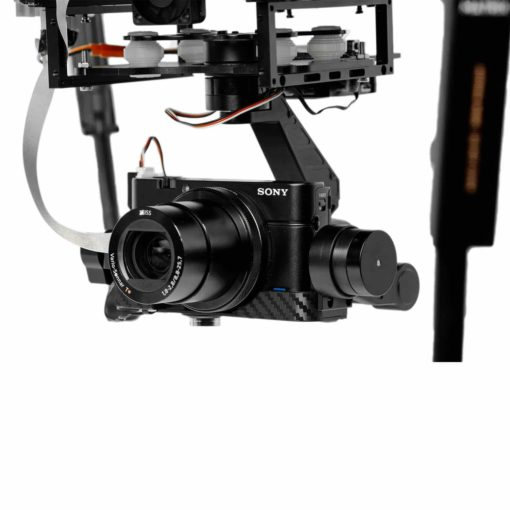 Gimbal Setup For Inspire Or Matrice for Sony WX500 Camera [not included call for details] 30 x Optical zoom