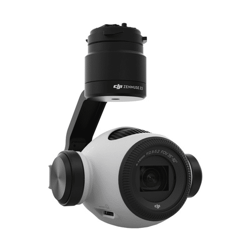 Zenmuse Z3 Camera for Inspire 1, with powerful telephoto zoom lens for inspire 1