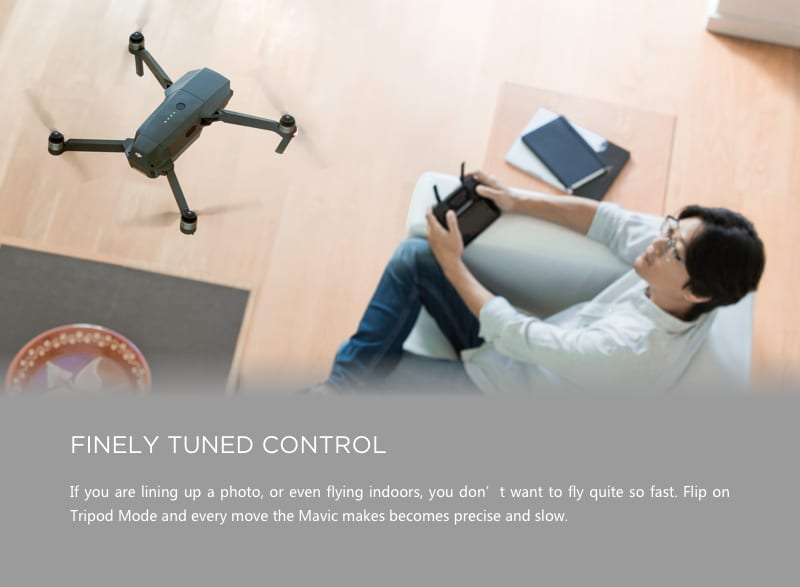 Mavic Pro Flymore Combo - 25 awesome  additional accessories available at check out
