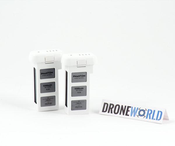 Phantom 2 batteries
