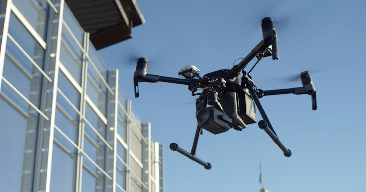 DJI Introduces the Matrice 200 Series