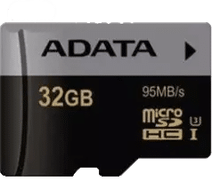 ADATA 32 GB SD Card