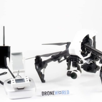 Inspire Thermal Combo Ready-To-Fly Flir Vue Pro