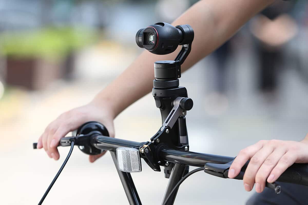 Osmo - Bike Mount