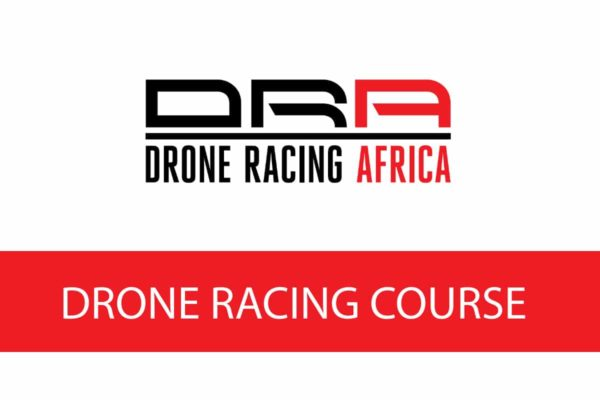 Drone Racing Course through Drone Racing Africa
