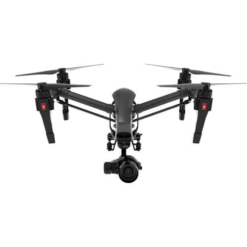 Inspire 1 V2 PRO Black [with X5 Camera].