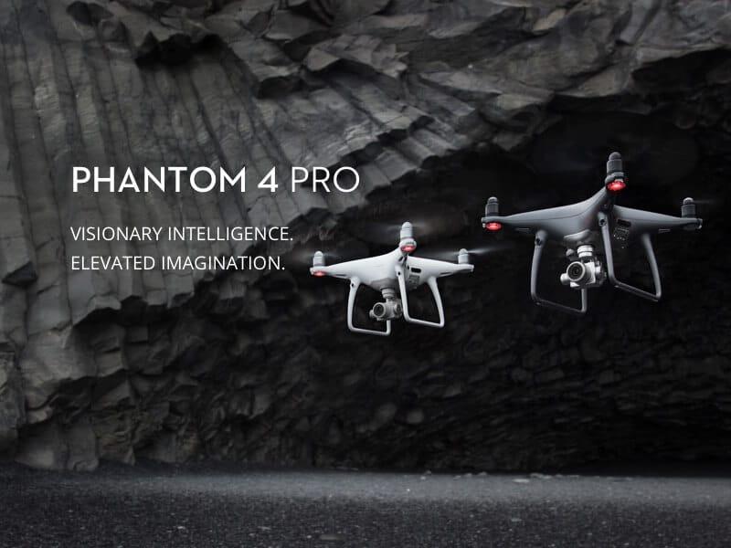 Phantom 4 Pro+ Obsidian Edition