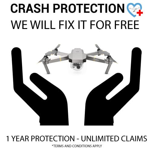 12 Months Crash Protection