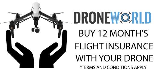 Add 12 Months Flight Insurance